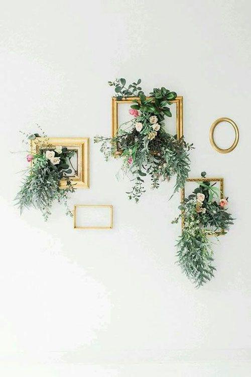 10 maneras originales de decorar con flores secas blog textura interiors idees deco - Plantas secas decoracion ...