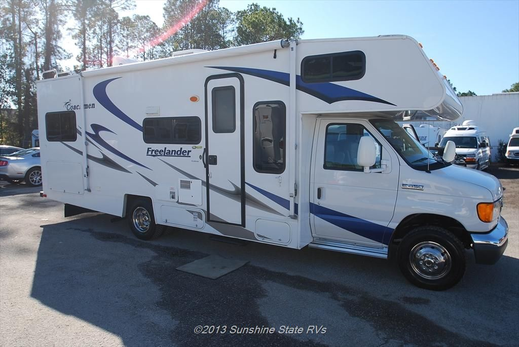 Used Coachmen Freelander For Sale In Gainesville Fl 2007