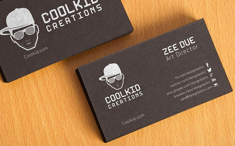 20 Free High Quality Business Card Templates To Download Hongkiat Business Card Mock Up High Quality Business Cards Name Card Design