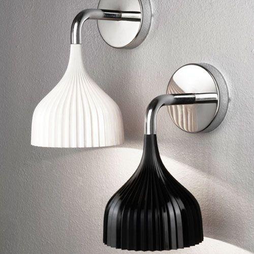 e applique kartell luminaires wall sconce lighting. Black Bedroom Furniture Sets. Home Design Ideas