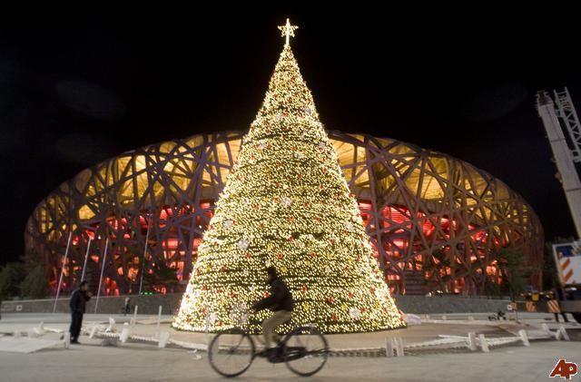 #Christmas in #Beijing