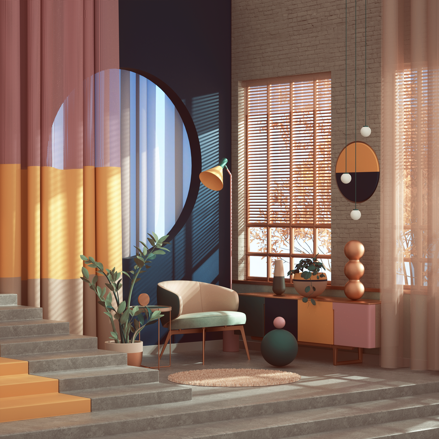 Architectural Explorations in 3D - Mindsparkle Mag