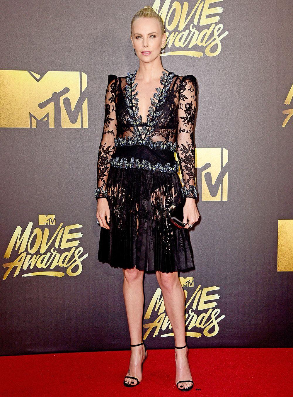 2016 Mtv Movie Awards Recap Mtv Movie Awards Nice Dresses Hollywood Fashion