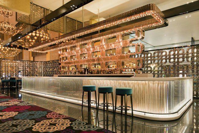 Superbe Idée Exotique Pour Votre Salon à Partir Du0027un Bar Australien