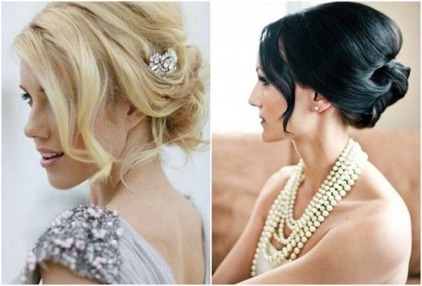 Wedding hairstyles updos - Wedding Inspirations