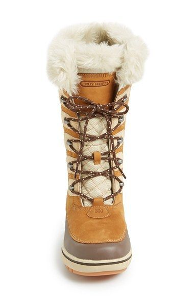 Garibaldi' Waterproof Snow Boot | Snow boots women, Helly hansen ...