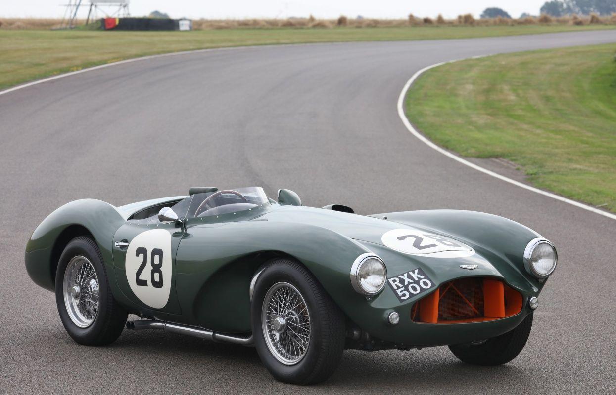 1956 Aston Martin DB3S Classic Driver Market Aston