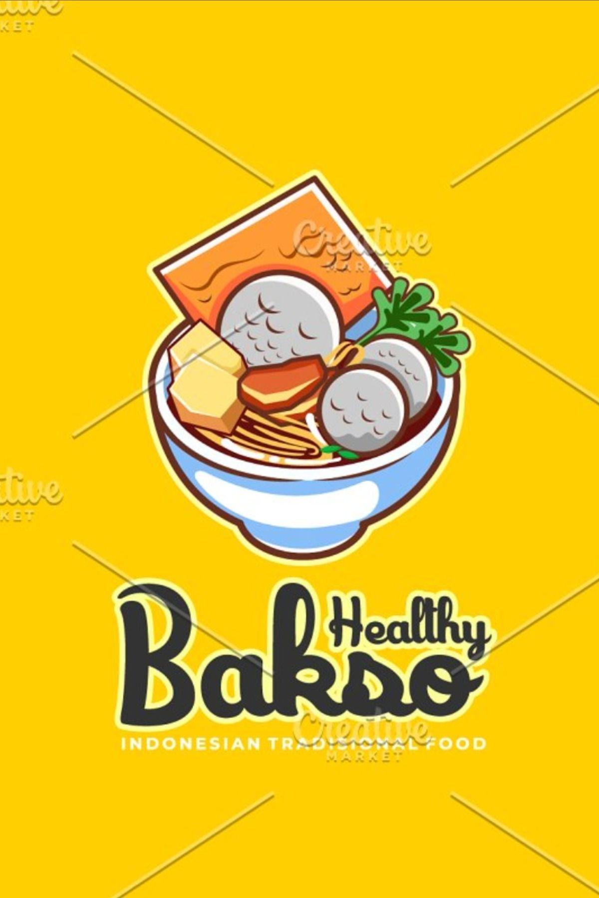 Indonesian Food Logo Design Food logo design, Logo food