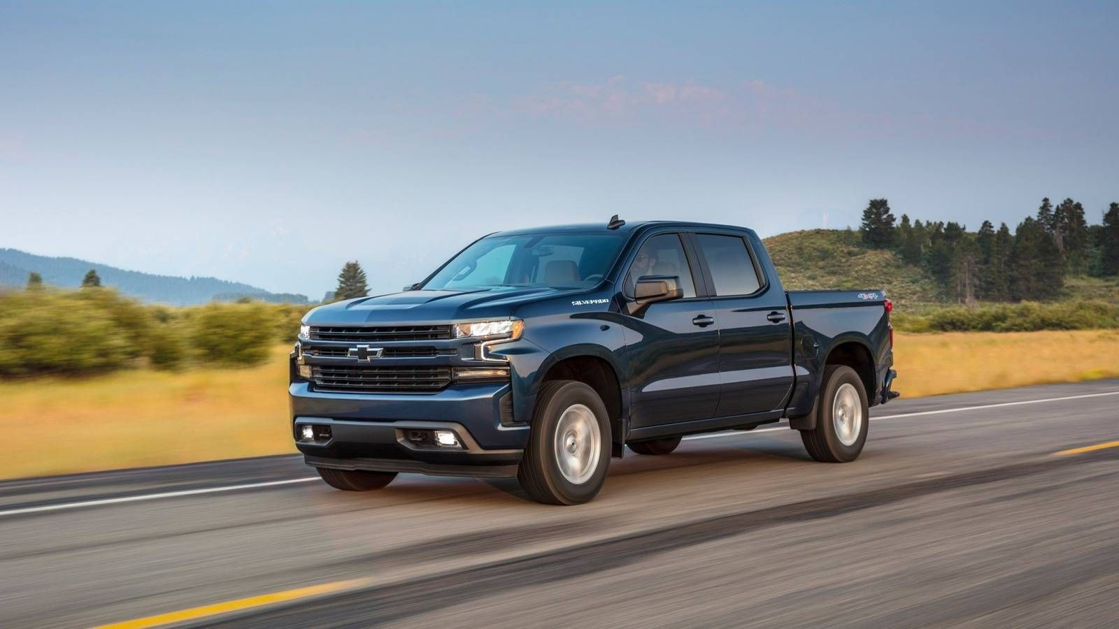 2019 Chevy Silverado 1500 Interior Release Configurations Price
