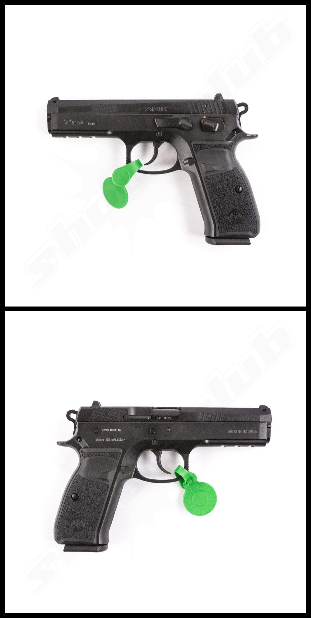 Pistole Canik P120 Steel Frame im Kaliber 9mm   SCHIESSSPORT & JAGD ...
