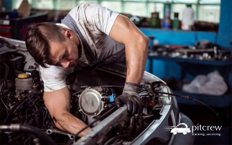 If Something is wrong with your car, Book online car