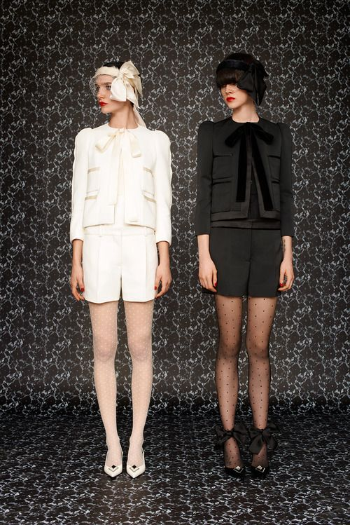Louis Vuitton Pre-Fall 2013.