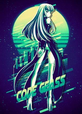 code geass RETRO CC