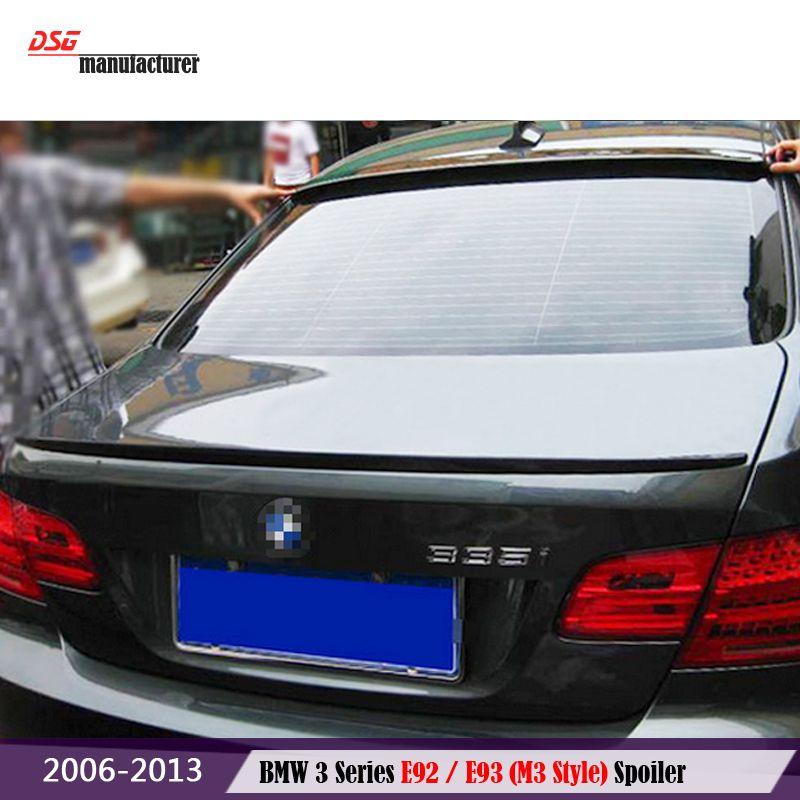 ABS Trunk spoiler 3-Serie E92 Coupe 2006-