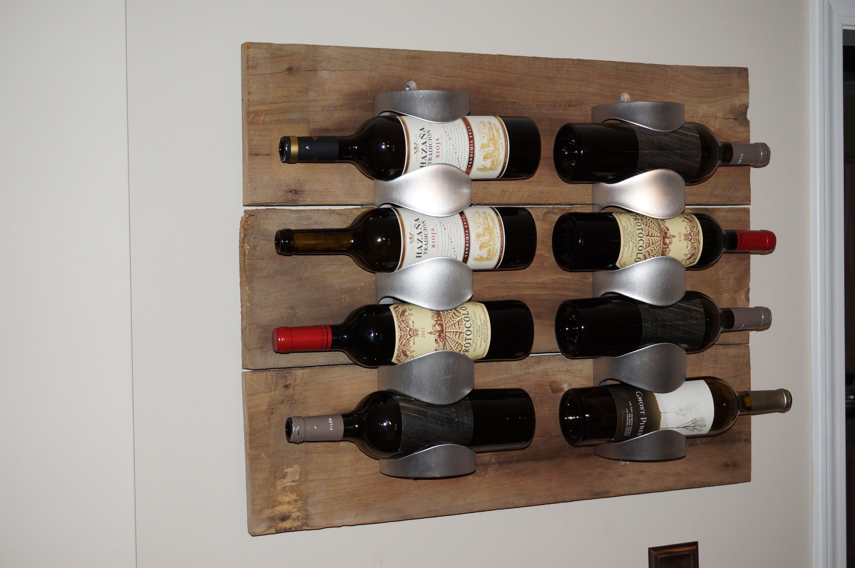 Vurm Wine Racks With Antique Barn Wood Ikea Wine Rack Ikea