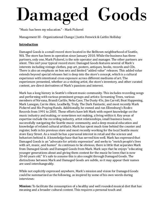 letter complaint about damaged goods hashdoc sample customer - complaint format