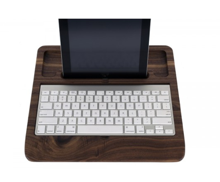 turning your ipad into a workstation the coolest cool tech ipad bluetooth keyboard iphone. Black Bedroom Furniture Sets. Home Design Ideas