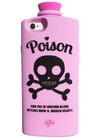 Poison 3D iPhone 6/6S Case (Lavender)