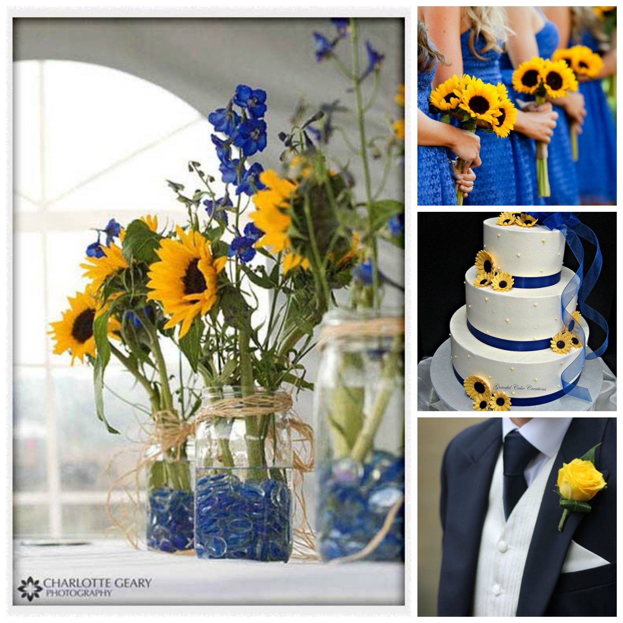 Wedding Colour Ideas Wedding Colour Palette Sunflowers And Cornf Sunflower Wedding Centerpieces Sunflower Wedding Decorations Wedding Reception Centerpieces
