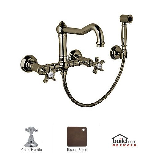 wall mount faucets kitchen - aralsa