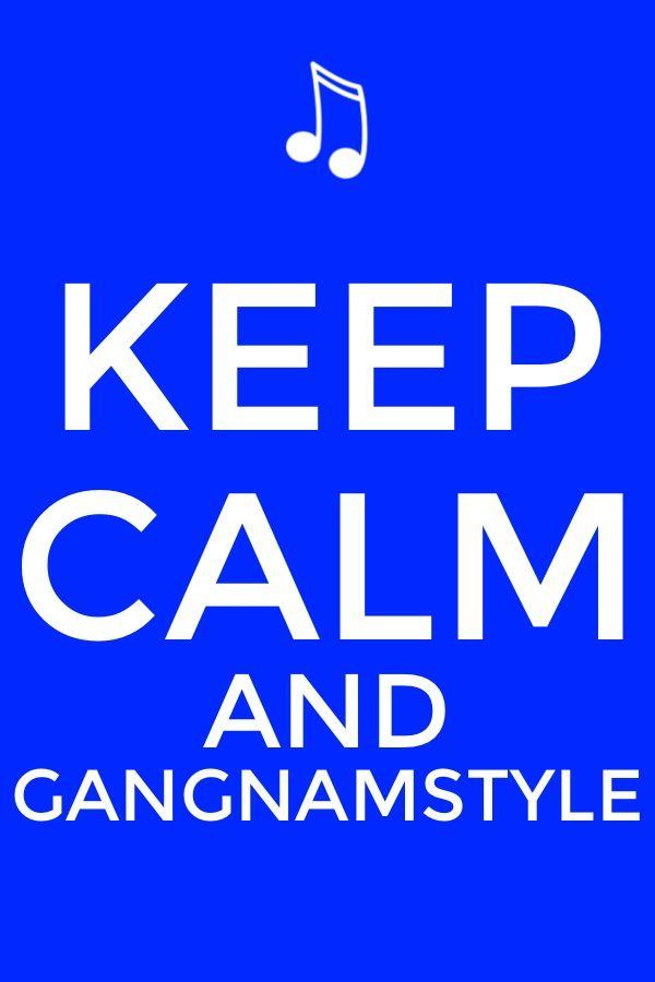 Gangnamstyle!