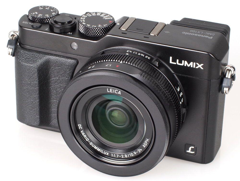 Panasonic Lumix LX100 Black | Cameras | Canon compact cameras