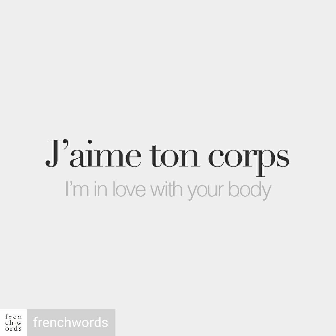 French Sayings French Phrases French Words French Quotes Sweet Words French Language French Expressions Learn French Languages
