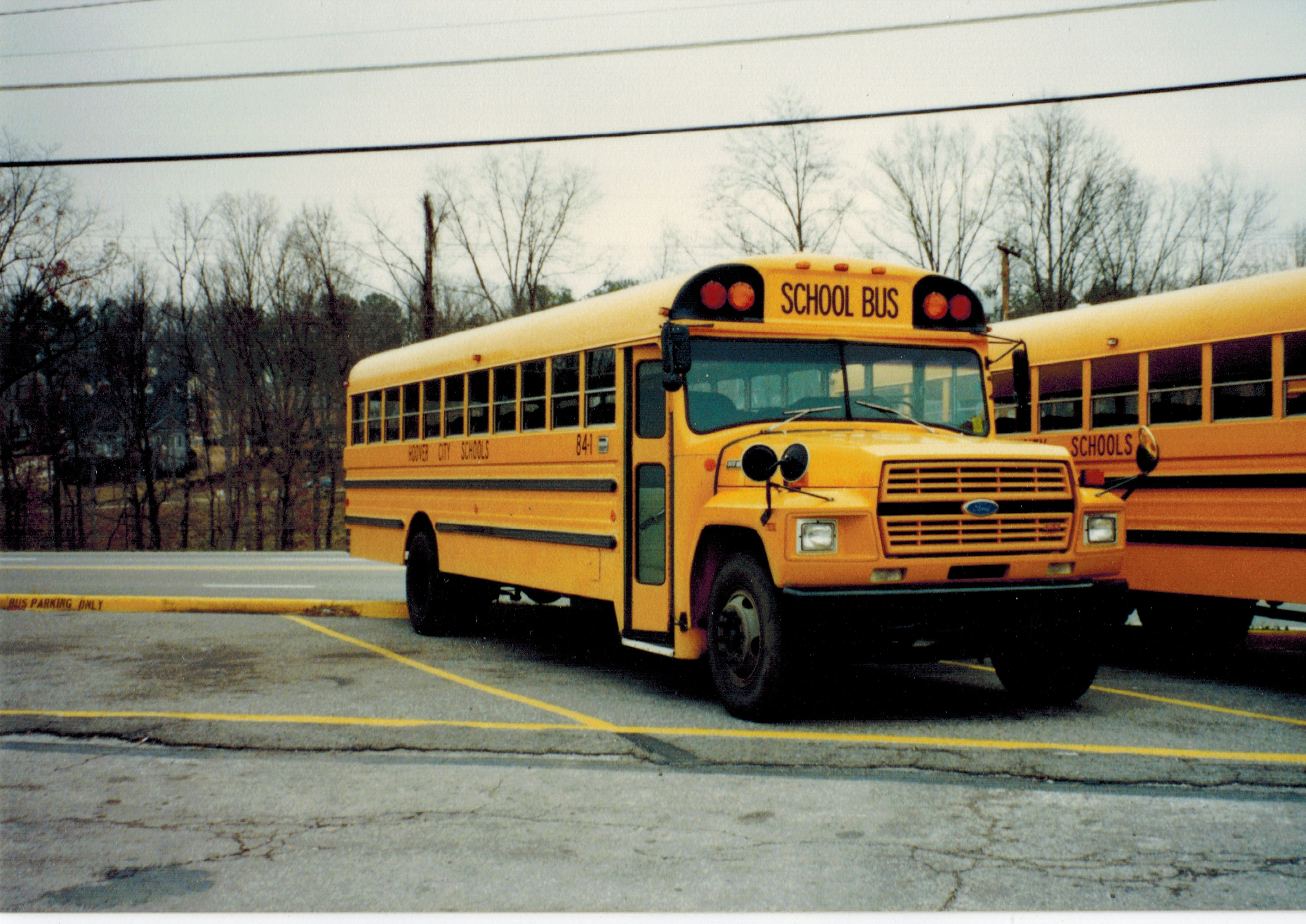 1984 Ford B 700 370 4v 4 Spd Auto Ward Amtran Volunteer 65 Pass Hoover City Schools Bus 84 1 Formerly Jefferson Count School Bus Old School Bus Bus
