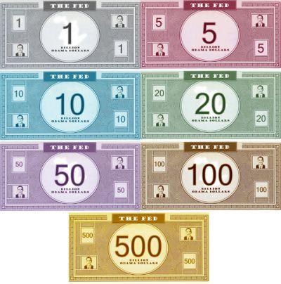 monopoly money to print - group lol Printable play money