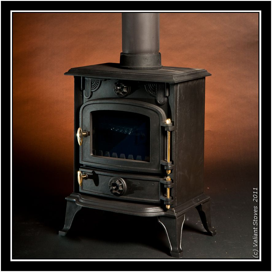 Image Detail For  Valiant Stoves Therfield 349 Wood Burning Stove   Lowest  Prices In UK