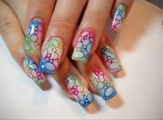 Cool Nice by Karoph from Nail Art Gallery