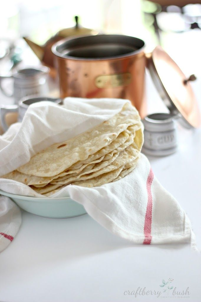 Super quick and easy homemade flour tortilla recipe craftberry food super quick and easy homemade flour tortilla recipe craftberry bush forumfinder Gallery