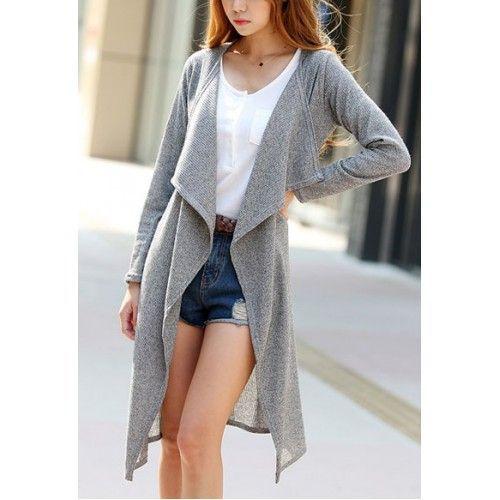 long cardigans - Google Search | Loooooong Cardigans | Pinterest ...