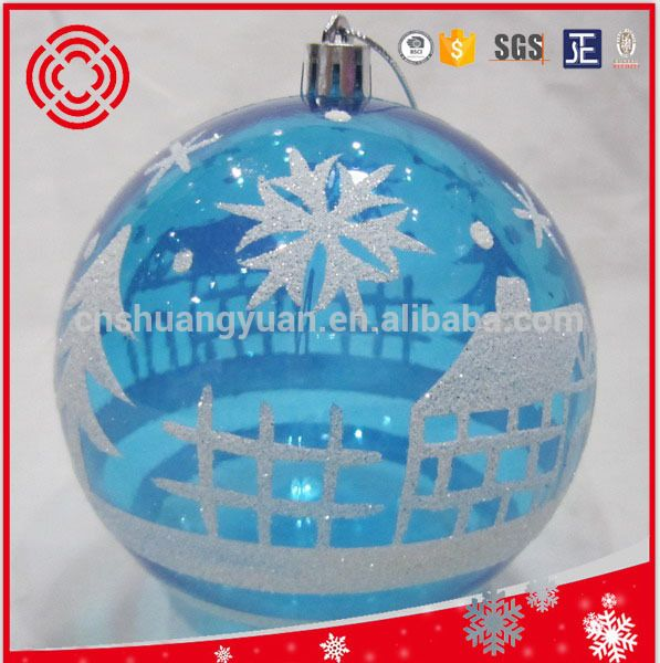 shiny red transparent decorative printed christmas ball find complete details about shiny red transparent decorative - Christmas Ball Ornaments Bulk
