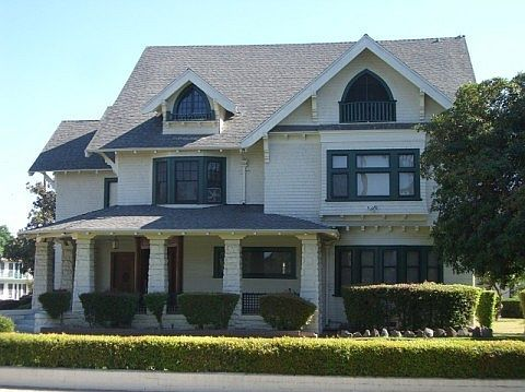 Other Side Of The Home Private Res In Los Angeles Area Historical As Well House House Interior Six Feet Under