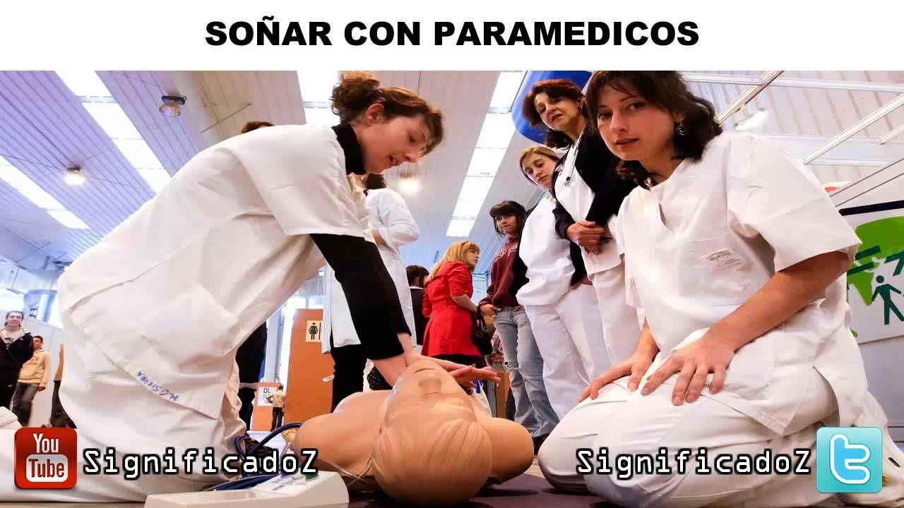 Soñar con Paramédicos // jajaja qué fuerte!!! #fb