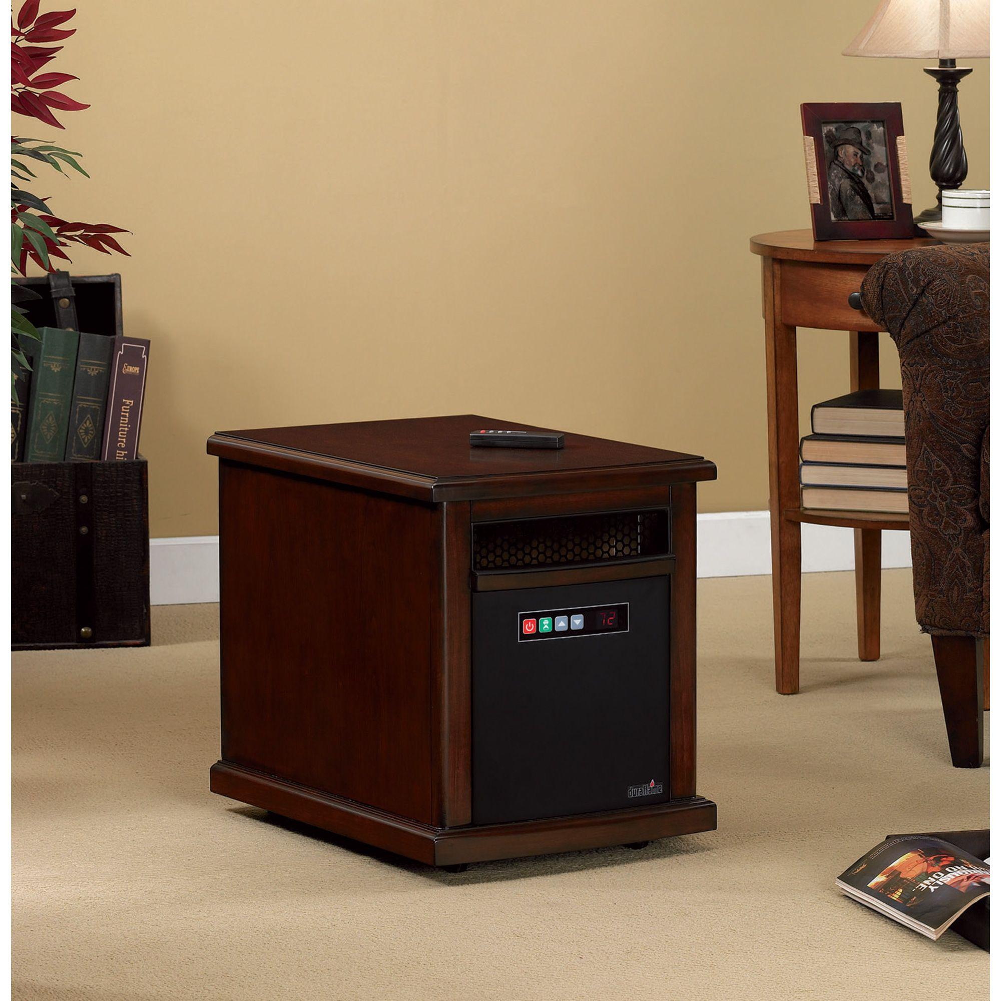 Duraflame PowerHeat Infrared Quartz Heater brings comfortable ...