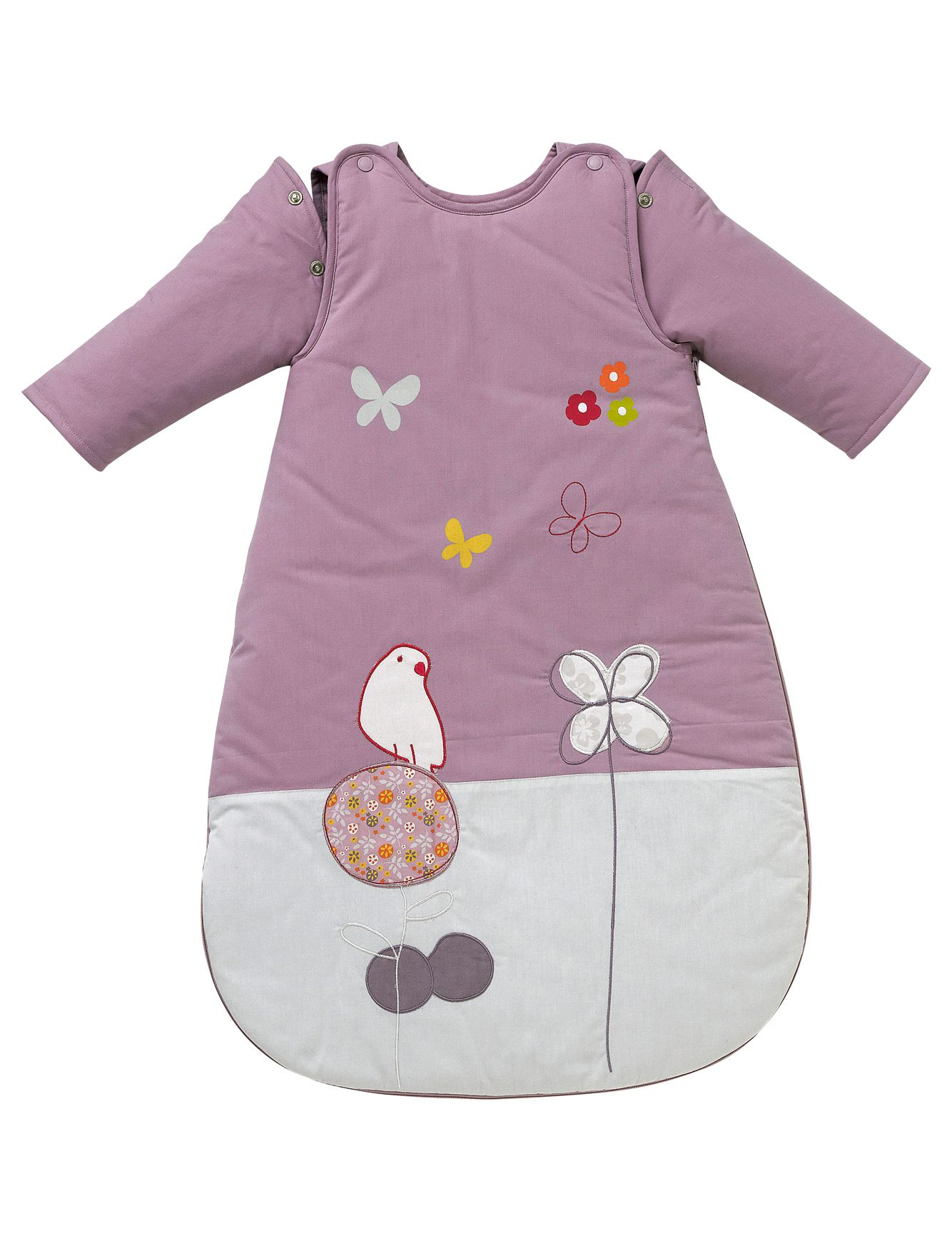 Baby Sleep Sack Uk Nesting Sleep Bag With Detachable Sleeves Nursery