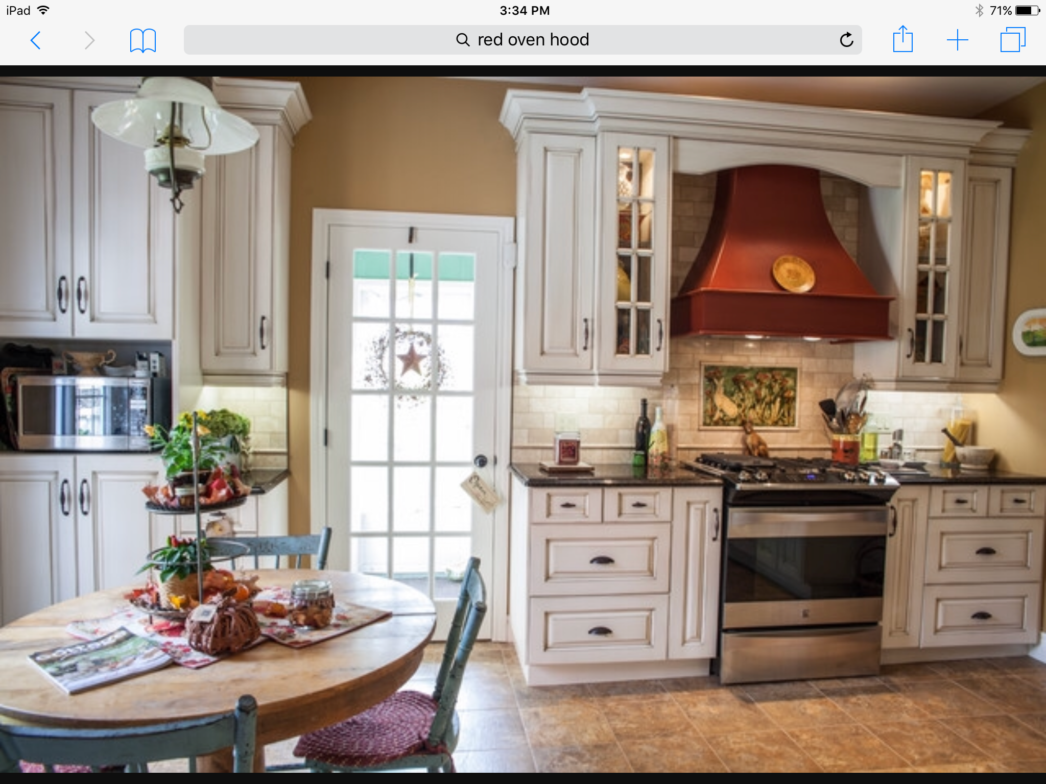 Hanging Hood Kitchen Design Ideas, Pictures, Remodel And Decor
