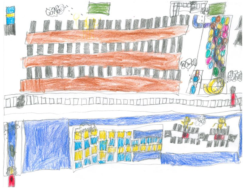 By Alex, age 8. Kids Summer Leisure Guide Art Contest- The Community Development, Recreation and Parks department wants your help to fill our Summer Leisure Guide section heading pages. Visit www.Regina.ca for contest information. #yqr #regina