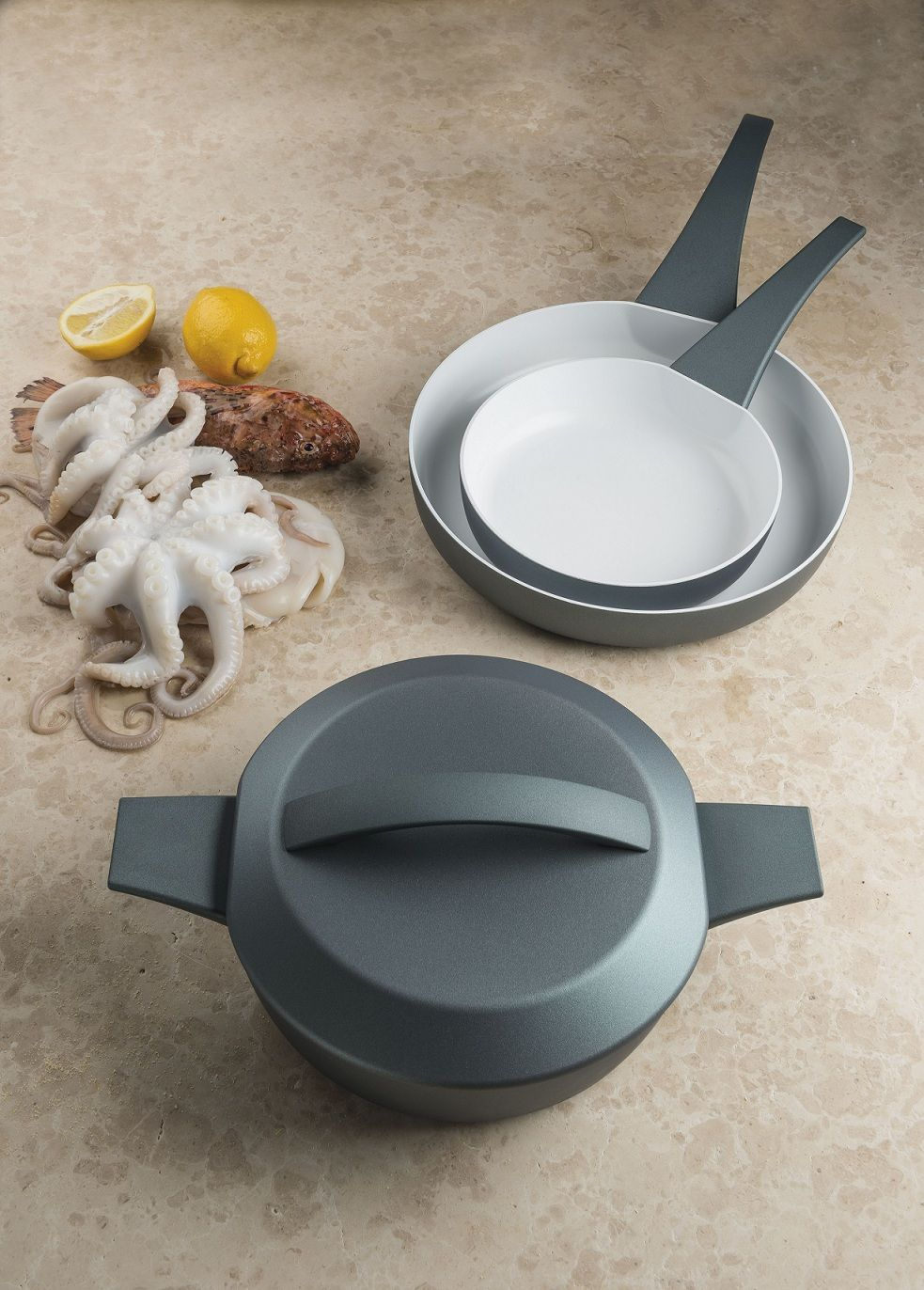 Arco by TVS Cookware Collection Cook with me Pinterest