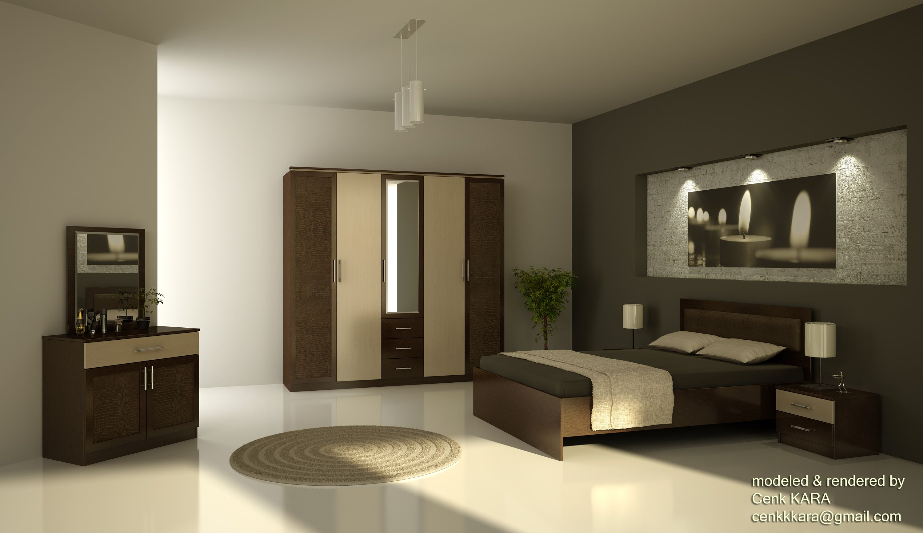 arranging bedroom furniture - Home Furniture Designs