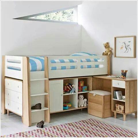 Y para los que tienen poco espacio, todo en un solo lugar. | Muebles ...