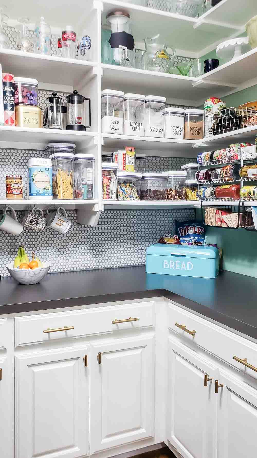 real life kitchen pantry organization update kitchen organization kitchen storage pantry on kitchen organization no pantry id=75432