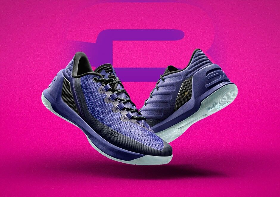 a82161e30234 Under Armour Curry 3 Low - Dark HORSE