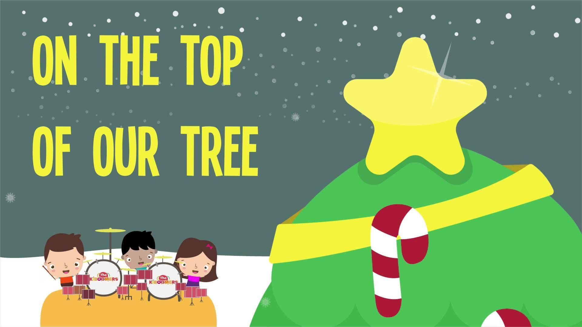 Twinkle Twinkle Christmas Star Christmas Song For Kids Christmasforkids Preschool