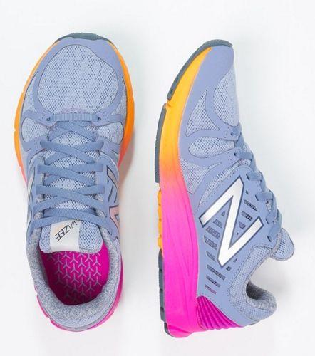 New Balance Vazee Rush Obuwie Do Biegania Amortyzacja Grey Purple Fashyou Pl New Balance Shoes Running Shoes Shoes