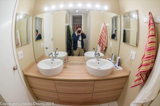 Allonger un meuble GODMORGON pour rénover une salle de bain Ikea - ikea meuble salle de bain godmorgon