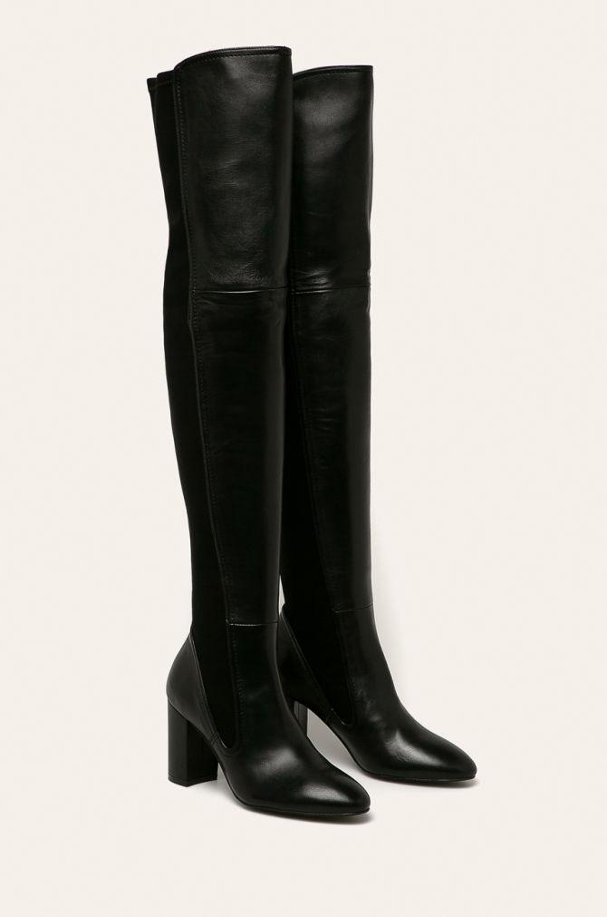 50% preț oferte grozave imagini detaliate Cizme si botine Cizme - Stuart Weitzman - Cizme Fleur | Boots, Riding  boots, Stuart weitzman