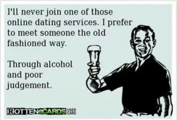 funny sayings online dating